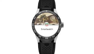 TAG Heuer meluncurkan smartwatch baru pada bulan Mei