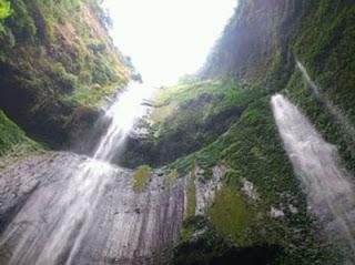 Air Terjun Madakaripura Probolinggo, Jawa Timur  2018