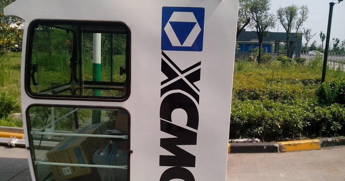 XCMG TOWER CRANE: XCMG NEW TYPE CABIN OF XGT100 TOWER CRANE