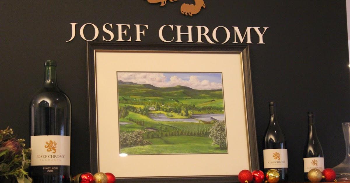 777cda6885 Tasmania: Josef Chromy Winery | Good Wine Gal