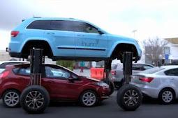keren, Ini Jeep Cherokee 4x4 Anti Kemacetan