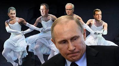 Срочная новость! Путина уже неделю никто не видел