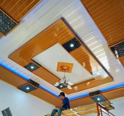 Plafon Rumah type 36 2 Lantai