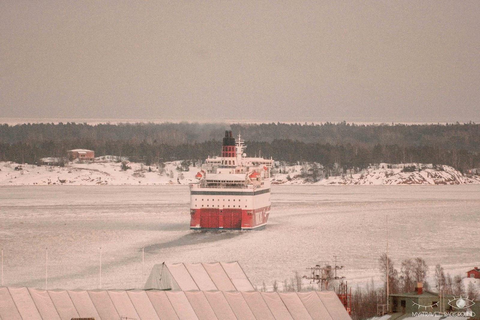 My Travel Background : 2 jours pour découvrir Helsinki, la capitale de la Finlande - Vue depuis l'hôtel Torni