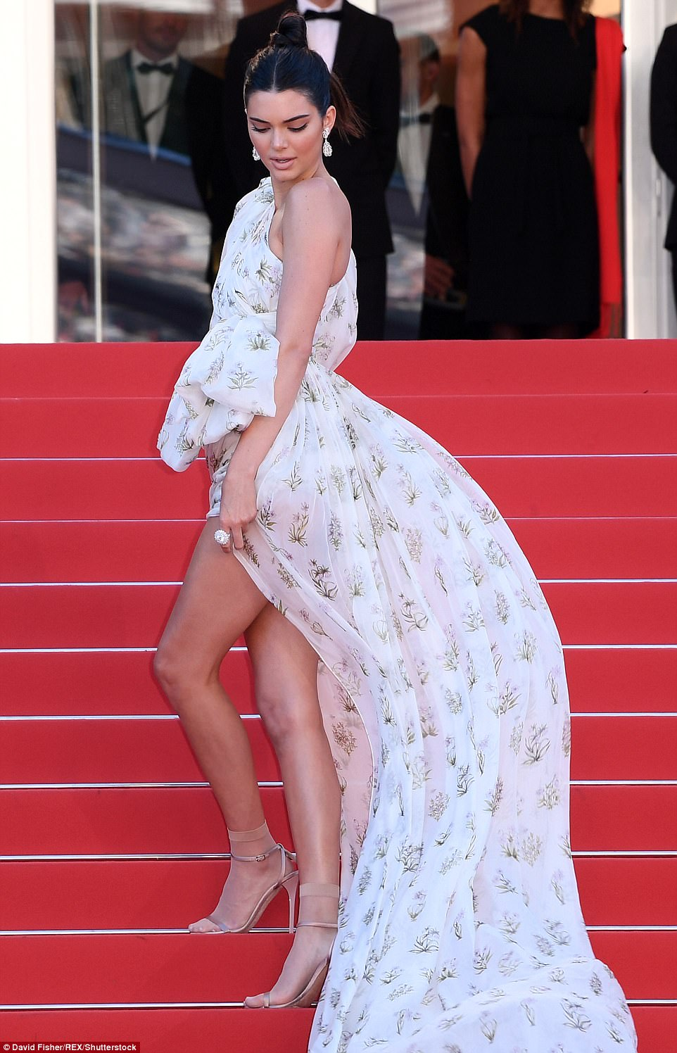 Kendall Jenner – '120 Beats Per Minute' premiere, 70th Cannes Film Festival on May 20