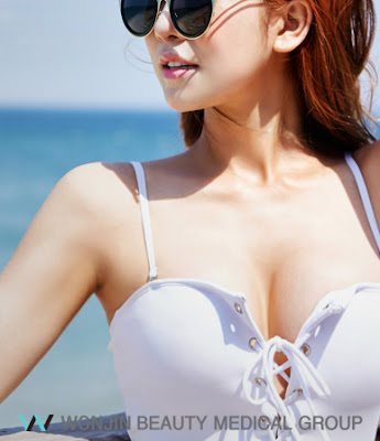 Summer Breast, Wonjin Breast Plastic Surgery in Korea