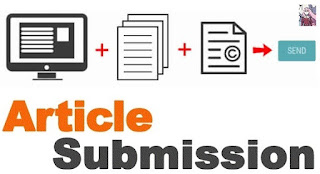 Free Article Submission Sites List JUN 2018