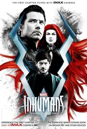 Inumanos Séries Torrent Download capa