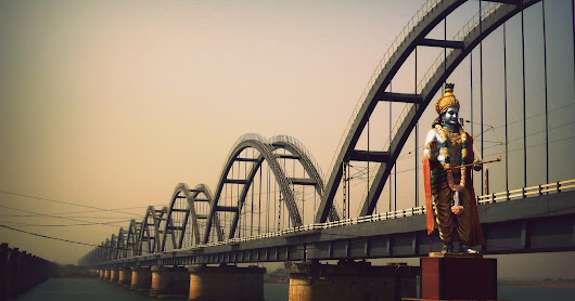 Rajahmundry - The Tale of a River