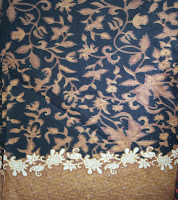 Kain Batik Prima 0553 Coklat