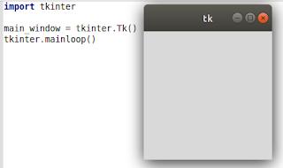 Módulo Tkinter em Python