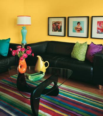 Hogares frescos los colores de moda para 2014 for Colores modernos para casas interiores