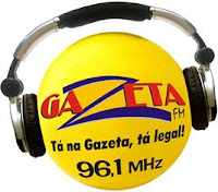 Rádio Gazeta FM de Barra do Garças MT ao vivo