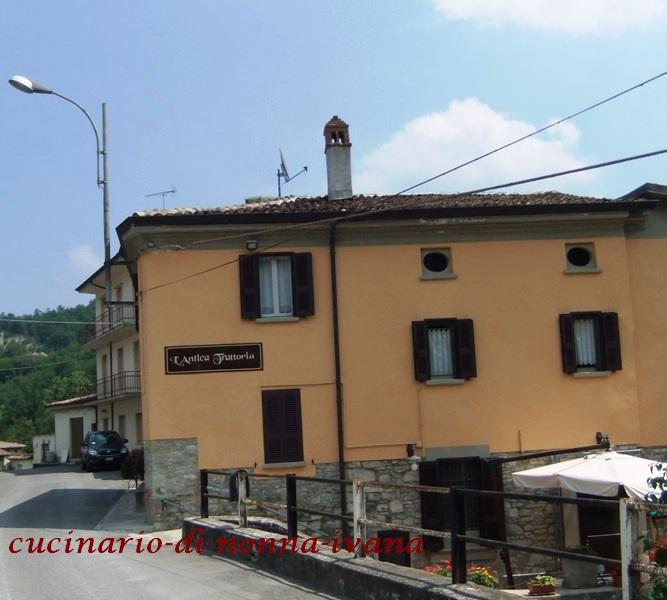 Cucinario di nonna ivana val tidone 1 a parte l 39 antica for Zoccolo esterno