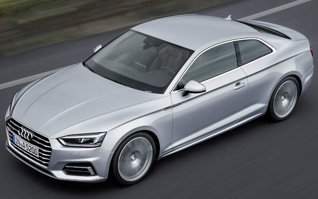 Novo Audi A5 2017
