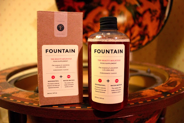 Fountain The Beauty Molecule Review