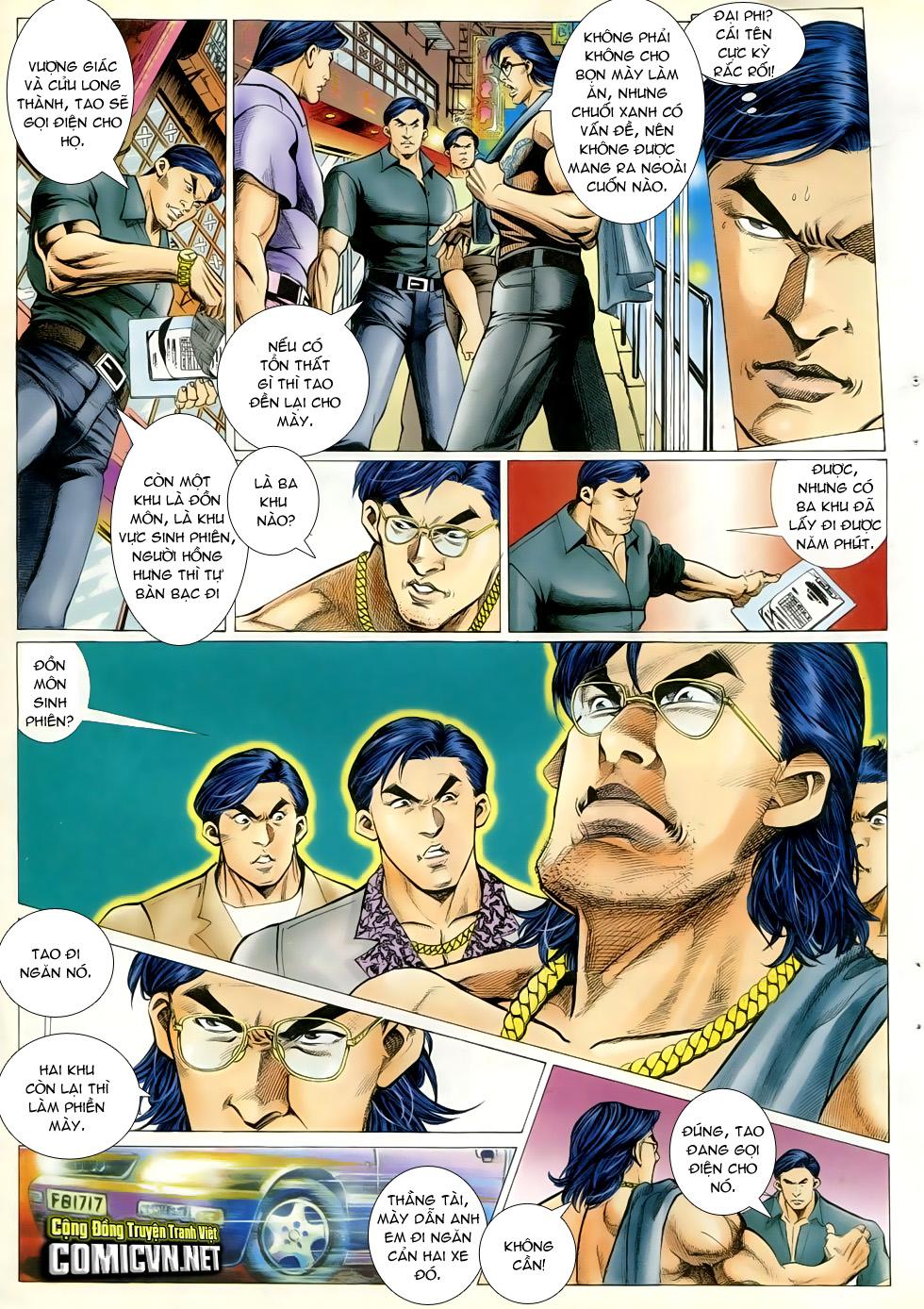 Người Trong Giang Hồ chapter 294 trang 6