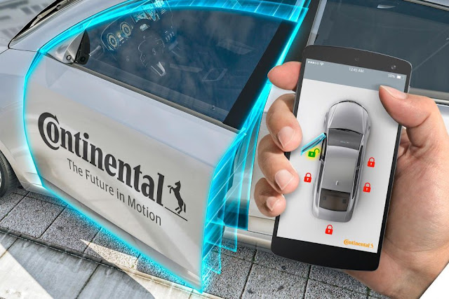 continental-avis-budget-phones-car-keys-ces-2018