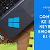Computer के keyboard shortcuts की list Hindi में