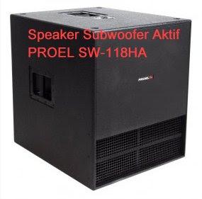 Speaker-Subwoofer-Aktif-PROEL-SW118HA-lapangan