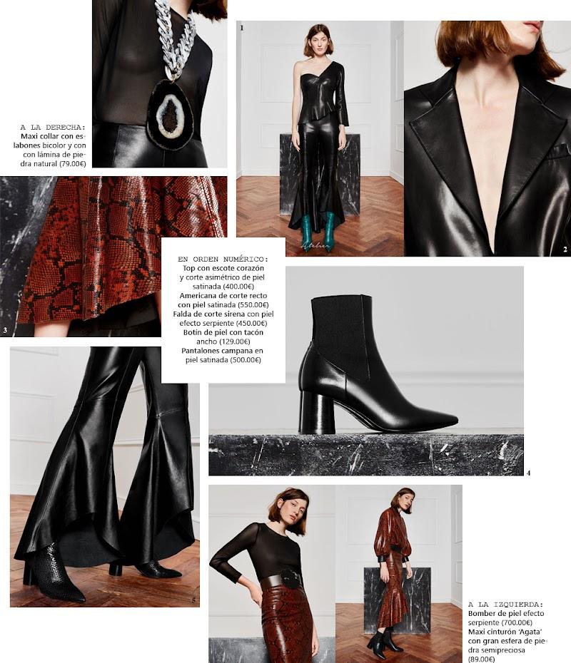 Uterqüe se apunta a la alta moda con su colección 'Atelier'