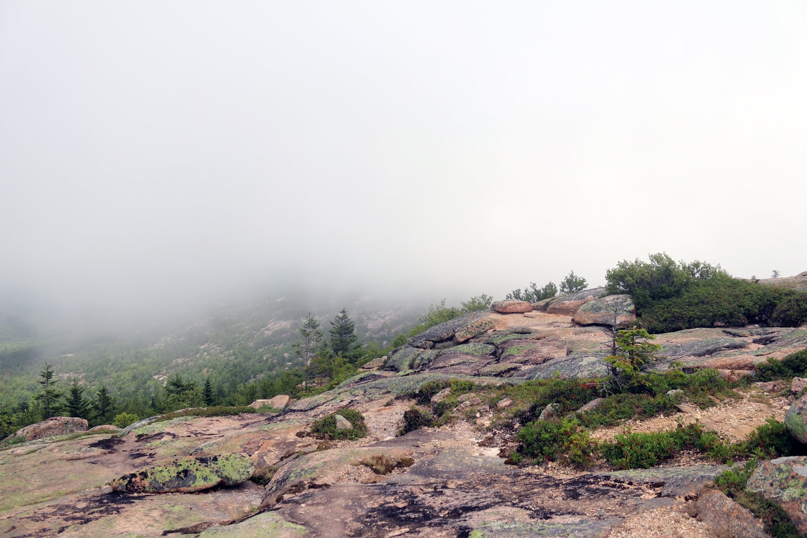cadillac mountain acadia national park