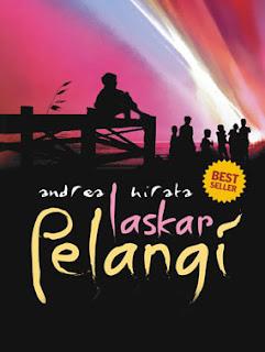 cover buku Laskar Pelangi