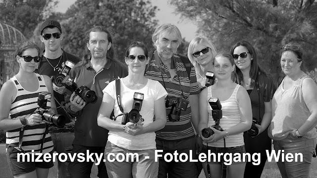 Fotoseminar, Fotokurs, Fotolehrgang in Wien - Hirschstetten