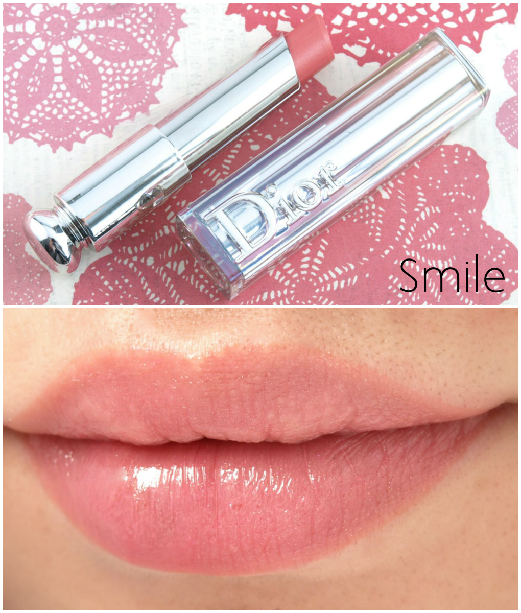 "NEW Dior Addict Lipstick Collection 2015 in ""Smile ..."