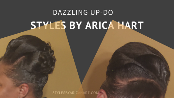 updo Hair styles, Styles by Arica