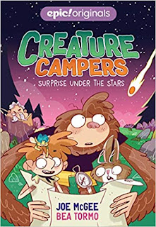 Creature Campers: Surprise Under the Stars