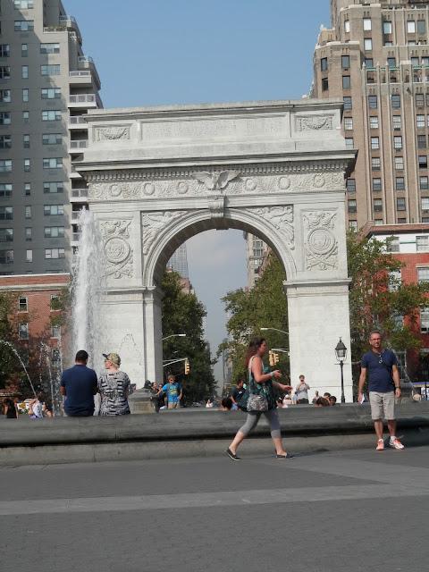 Washington Square FRIENDS