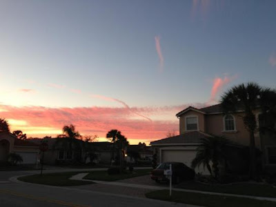 angels clouds in florida pictures