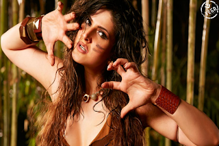 "Zarine Khan goes wild in ""Khallas"""