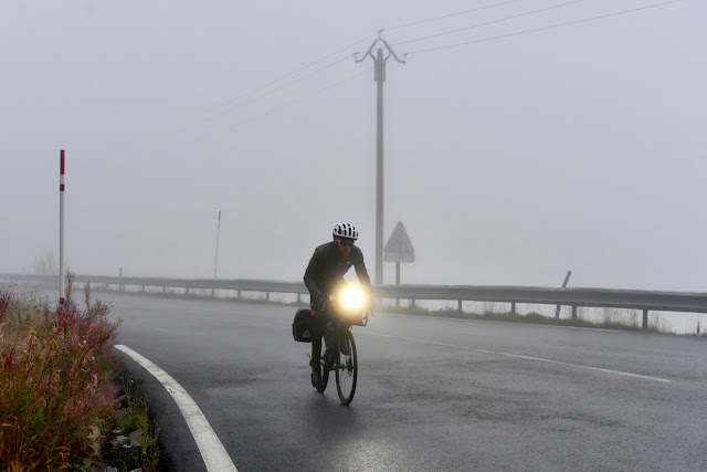 Wet weather cycle gear