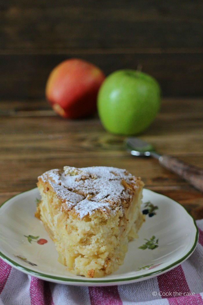 apple-sharlotka, lithuanian-apple-cake, tarta-de-manzana-lituana