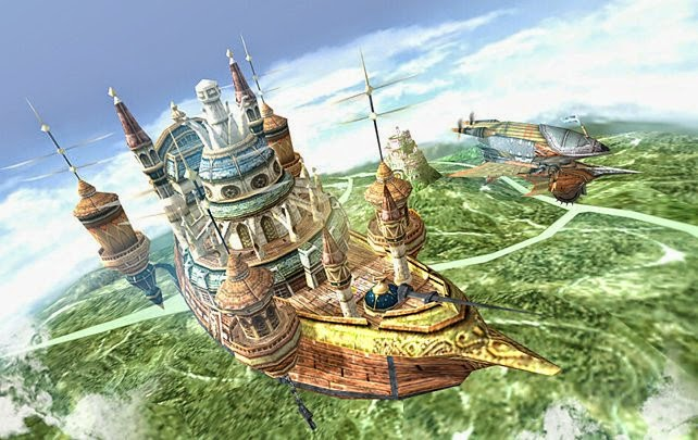 Final Fantasy IX: พฤษภาคม 2014