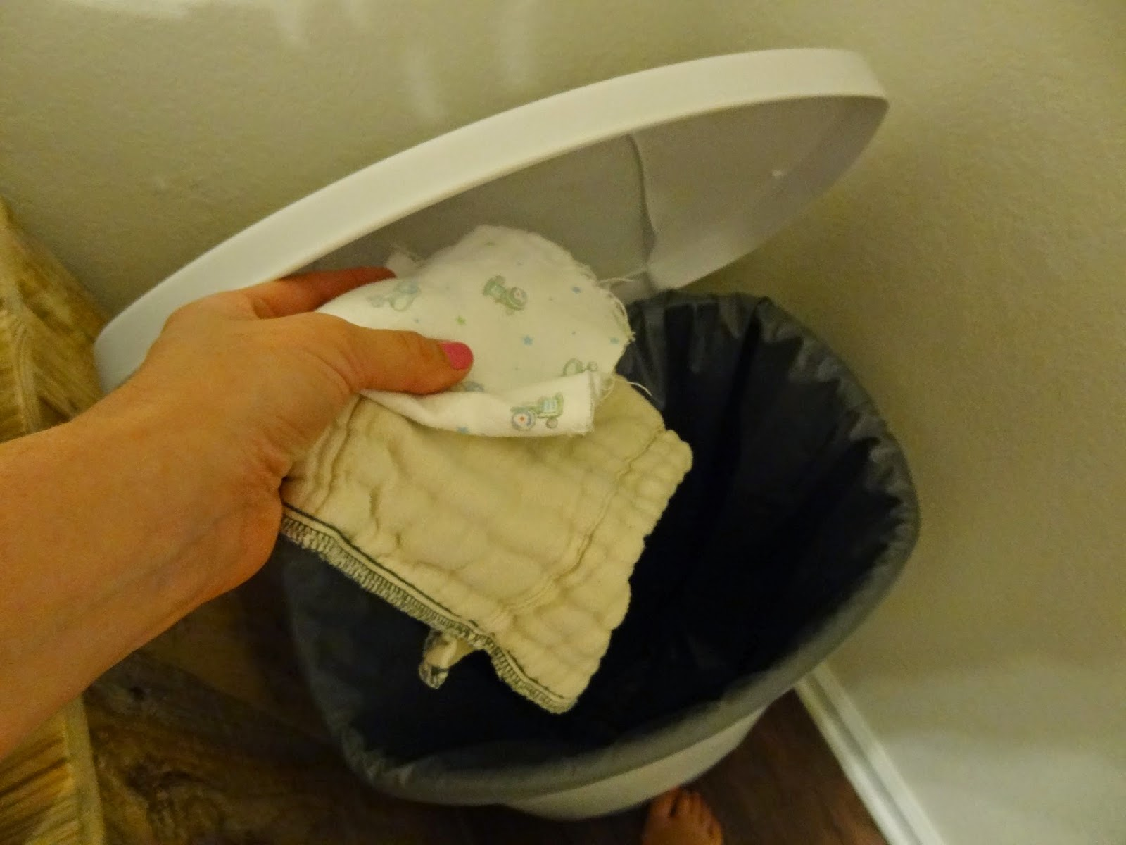 Week 2 Of Cloth Diapering A Newborn