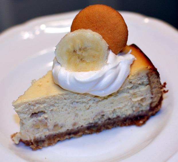 Banana Pudding Cheese Cake recipe