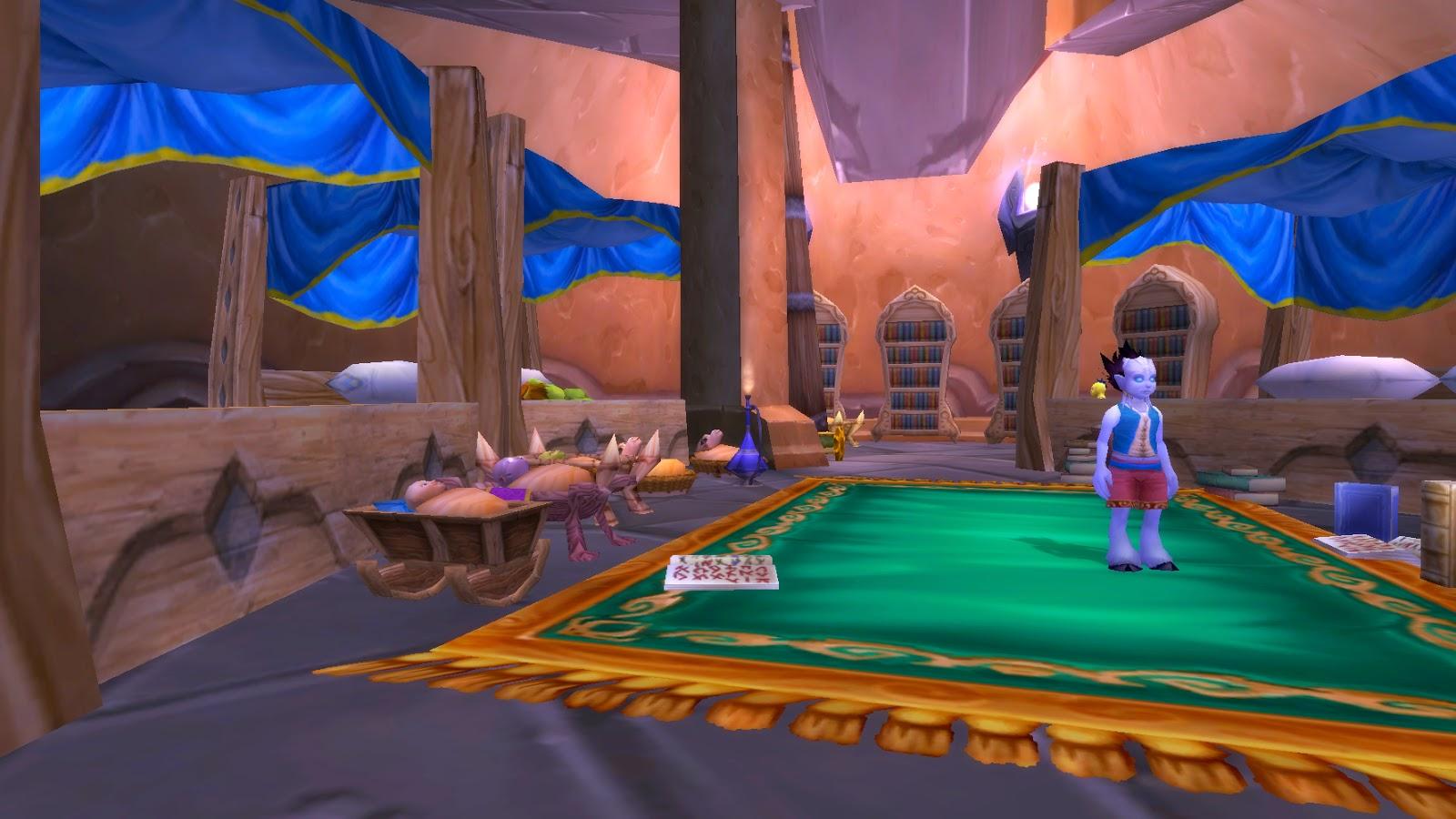 World of Warcraft Kids