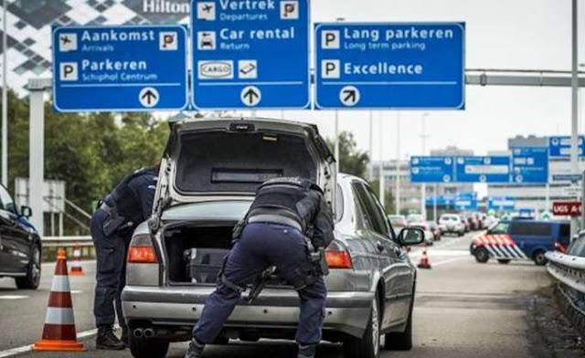 """""""Οχυρώνεται"""" και το Άμστερνταμ στην σκιά της τρομοκρατίας"""