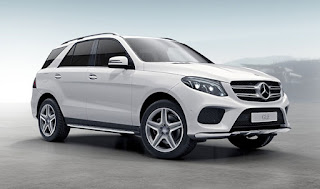 Model SUV Mercedes-Benz GLE 250 d