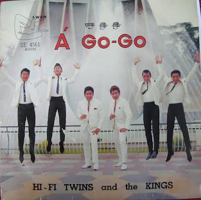 Hi Fi Twins And The Kings A Go Go