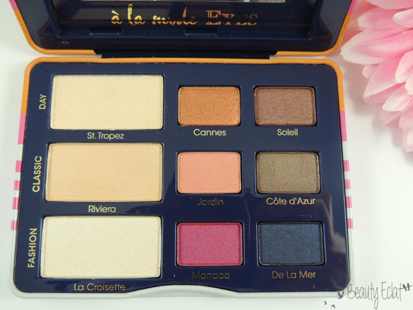 revue avis test too faced palette fards a paupieres