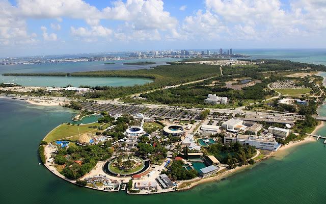 Informações sobre o Miami Seaquarium: o maior aquário da Flórida
