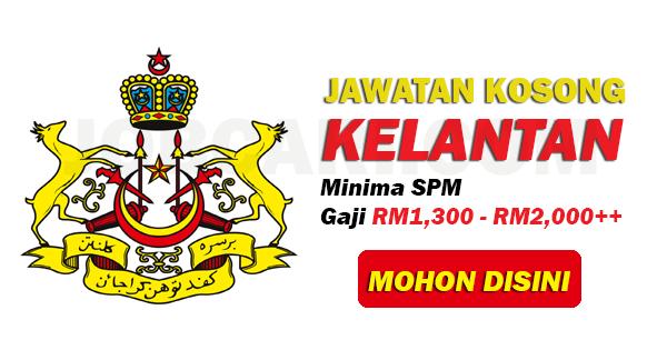 Kelantan - Terbuka November 2017