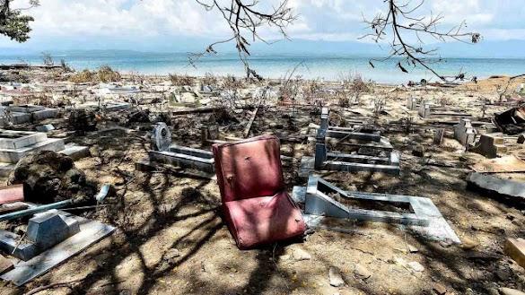 Gerindra Kritik Pencarian Korban Tsunami Sulteng Disetop: Memalukan!