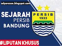 Sejarah Persib Bandung Paling Lengkap dari Masa ke Masa