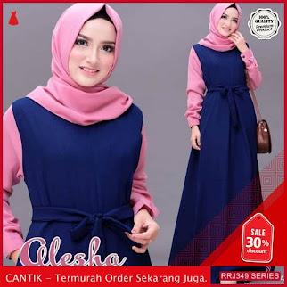 Jual RRJ349D126 Dress Alesha Dress Wanita Sk Terbaru Trendy BMGShop