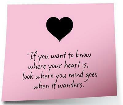 Life Quotes And Sayings Mind Controls Your Heart When It Wanders